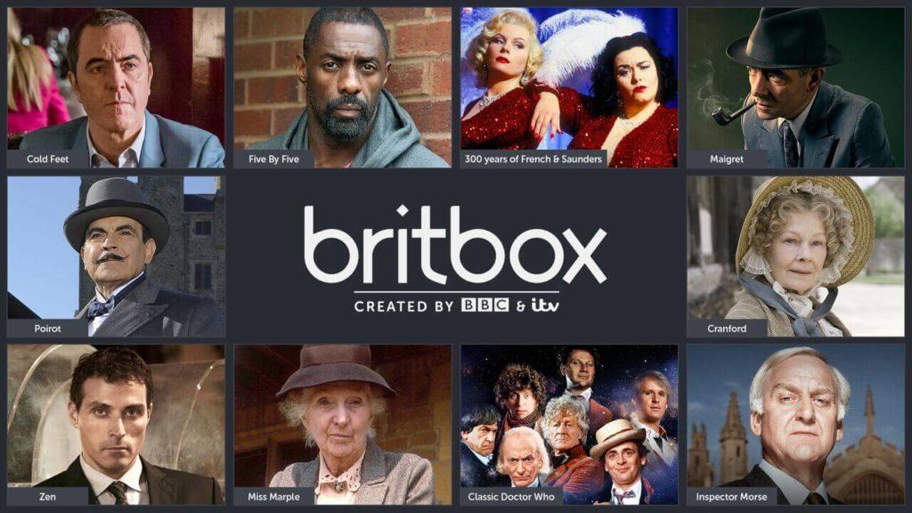 BritBox VPN