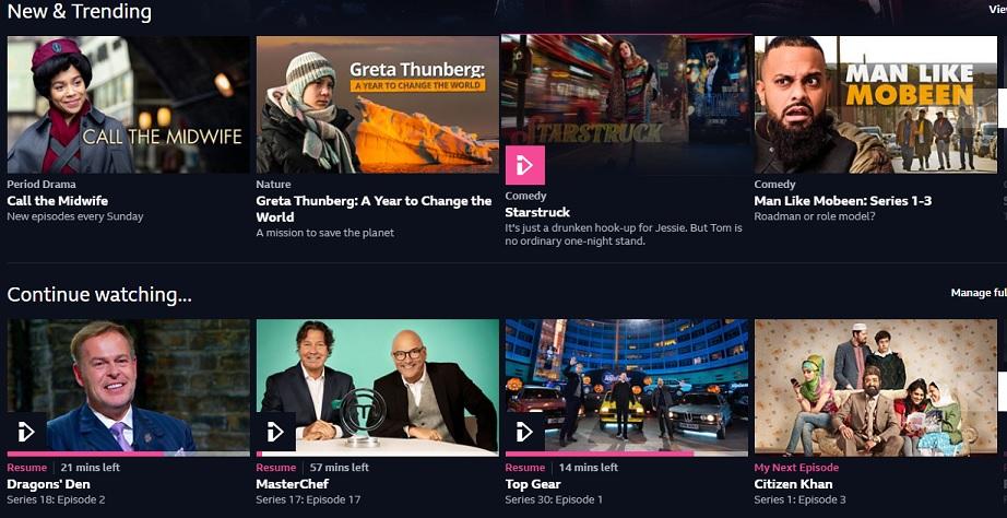 BBC iPlayer Does Not Work With ExpressVPN